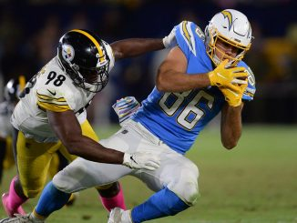 Hunter Henry, Chargers