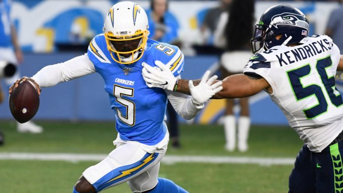 Tyrod Taylor, Chargers