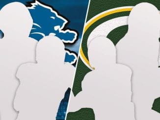 Lions, Packers