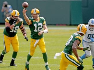 Aaron Rodgers, Packers, Texans