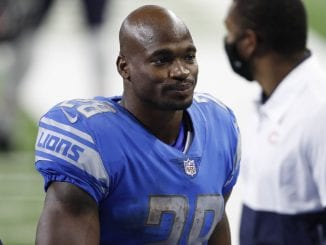 Adrian Peterson, Colts