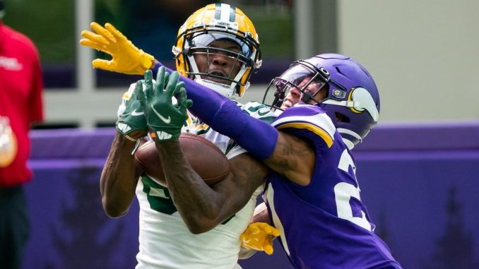 Aaron Rodgers, Marquez Valdes-Scantling, Packers