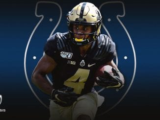 Rondale Moore, Colts, NFL Draft