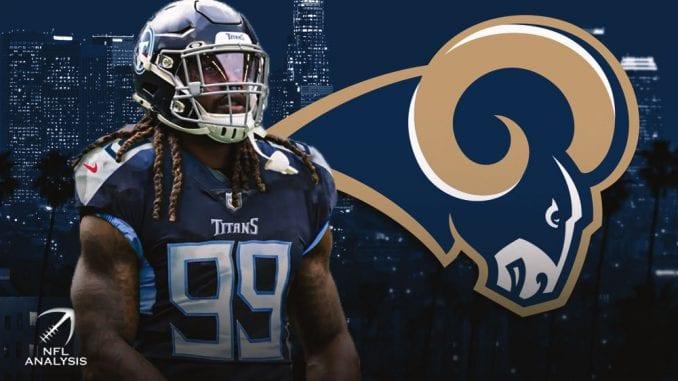 Jadeveon Clowney, Rams