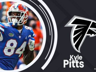 Kyle Pitts, Falcons