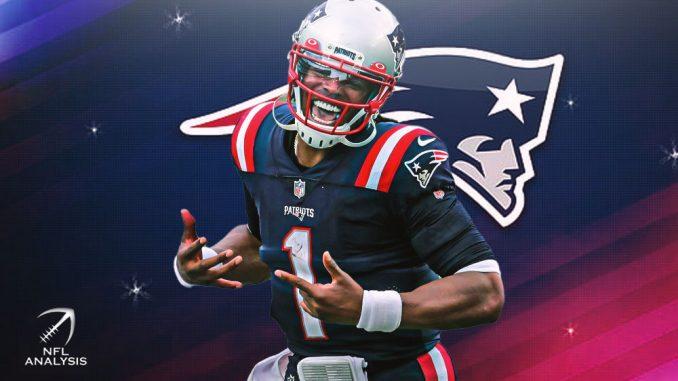 Cam Newton, Patriots