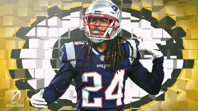 Stephon Gilmore, Packers
