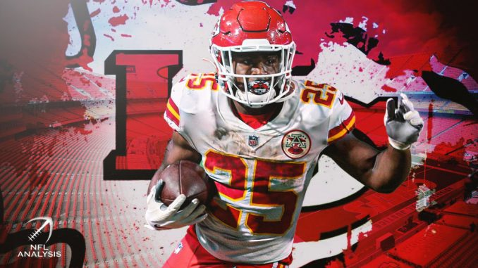 Clyde Edwards-Helaire, Chiefs, Fantasy Football