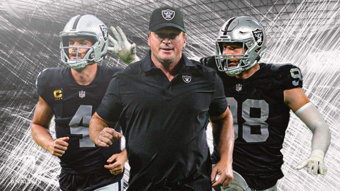 Raiders, Steelers